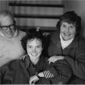 Margie, Warren and Mary-Campbell, Grafton, MA, 1988