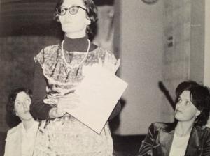Mrs. Newberry, 1980