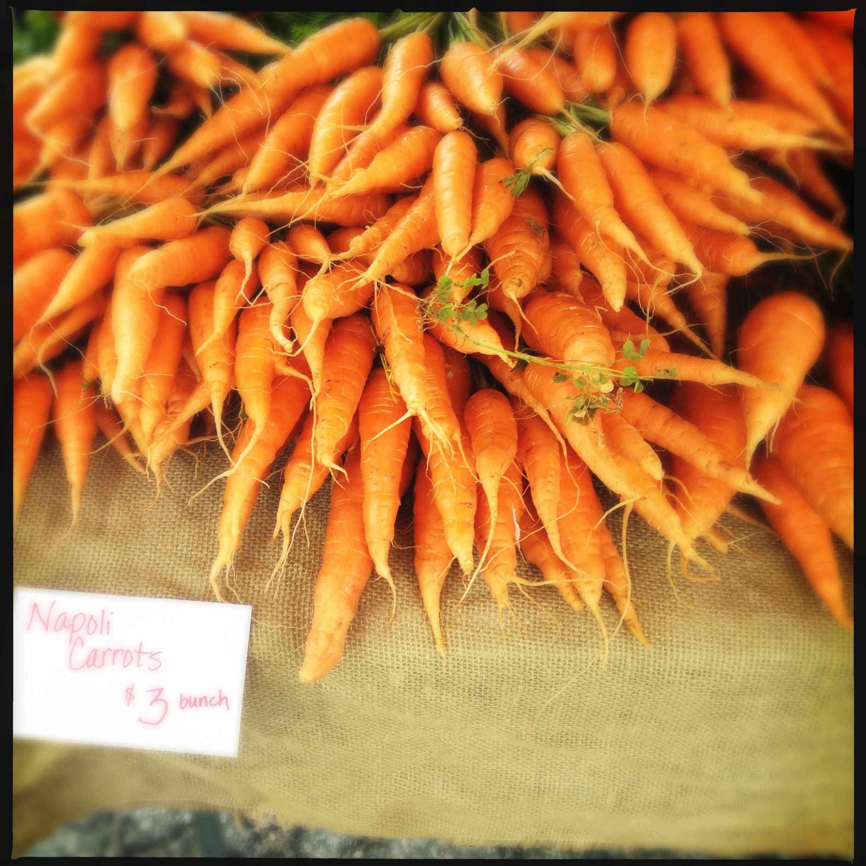 Jo's Carrots