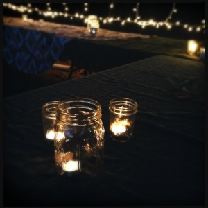 Candlelight on the Farm