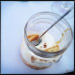 Kelly English sweet potato pots de creme