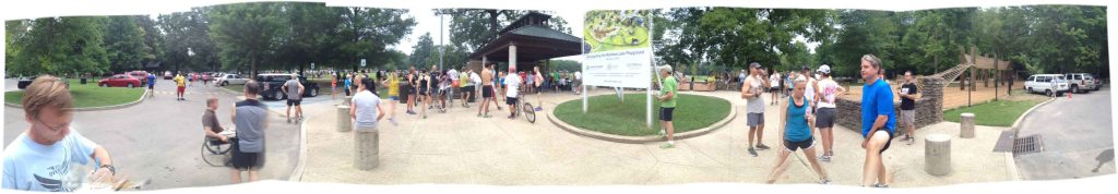 Overton Park 5 Mile Classic