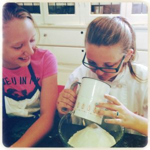 cooking lesson july 2014