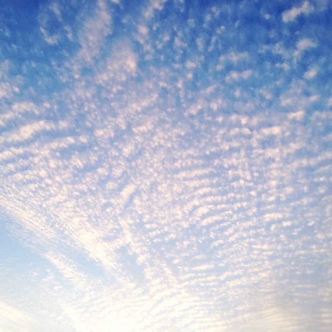 winter sky 2014