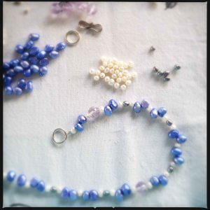 beading project