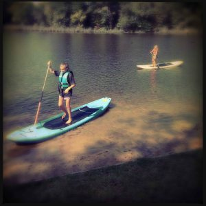 girl on paddleboard september 2014