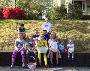 The egg crew 2014
