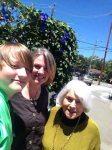 Visiting Harriet June 2014
