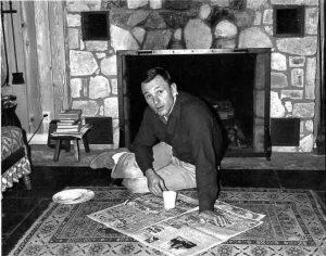 Ken at Hardy 1963