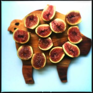Figs on a pig