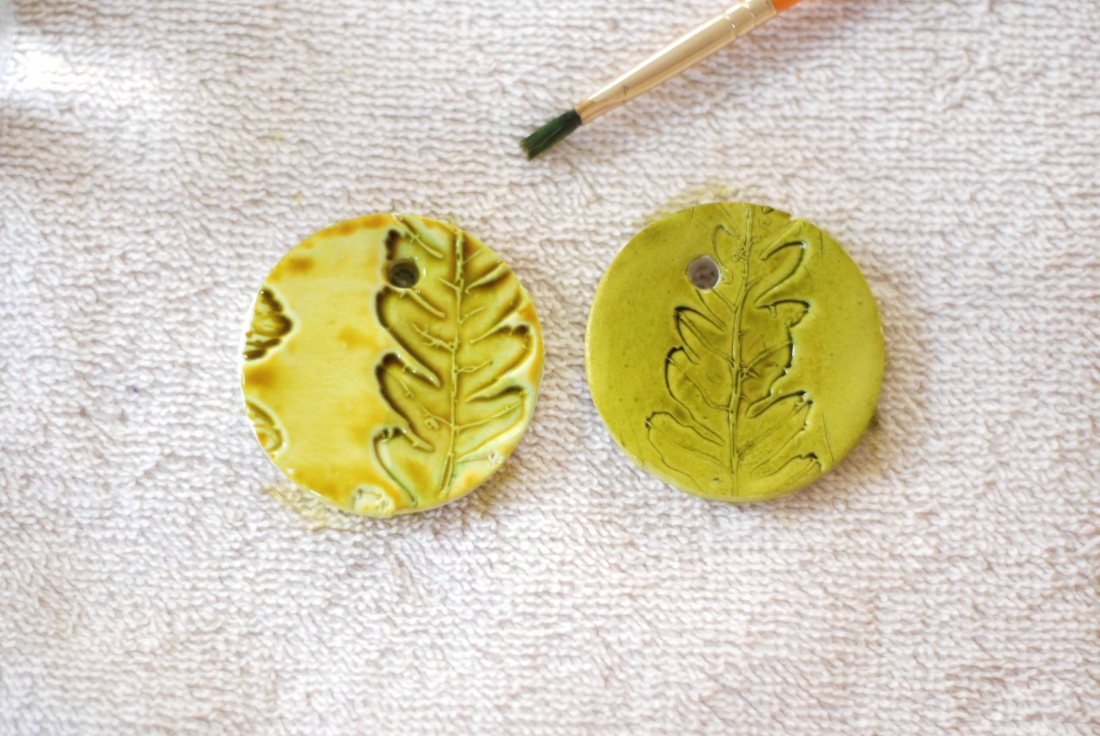 Clay medallions_7